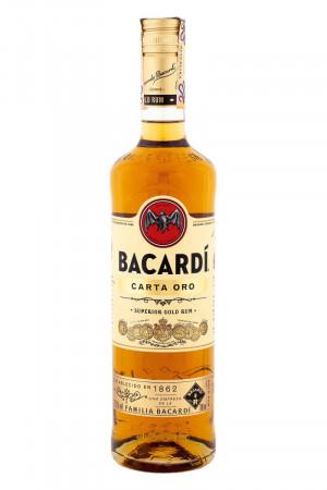 Bacardí Carta Oro