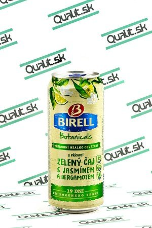Birell Zelený Čaj s Jasmínom a Bergamotom