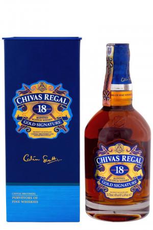 Chivas Regal 18-ročná
