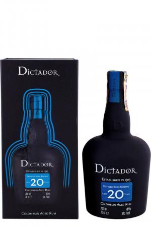 Dictador 20 + Krabica