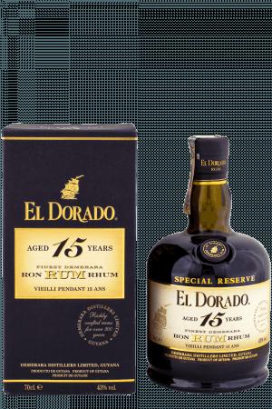 El Dorado 15-ročný