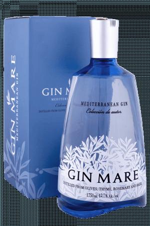 Gin Mare + Krabica