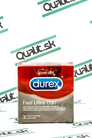 Kondómy Durex Feel Ultra Thin