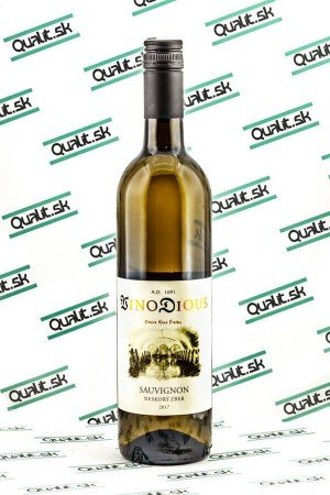 VinoDious Sauvignon Suché Neskorý Zber
