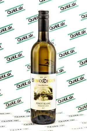 VinoDious Pinot Blanc Suché Neskorý Zber