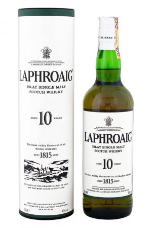 Laphroaig 10-ročná + Tuba