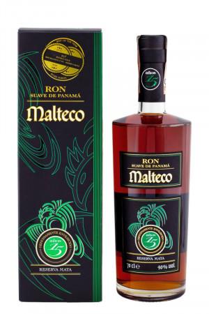 Malteco Reserva Maya 15-ročný + Krabica
