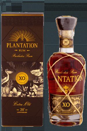 Plantation X.O. 20th Anniversary + Krabica