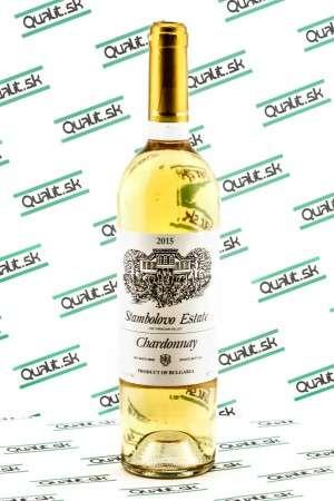 Stambolovo Estate Chardonnay Biele Suché