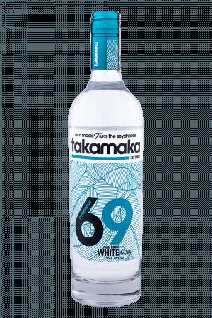 Takamaka Overproof 69 White Rum