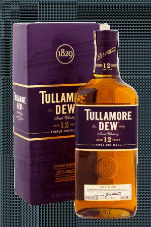 Tullamore D.E.W. 12-ročná