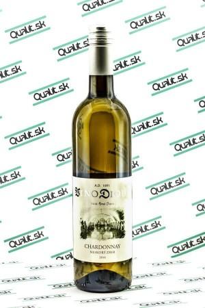 VinoDious Chardonnay Suché Neskorý Zber