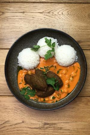 Falafel Tikka Masala